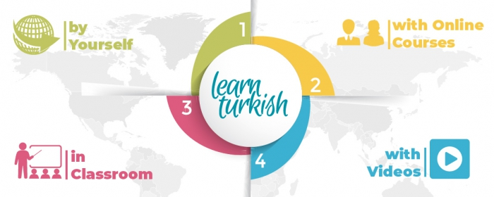 How to learn the Turkish language?